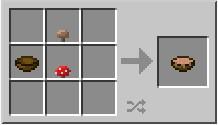 Minecraft все рецепты крафта