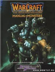 Warcraft: Manual Of Monsters