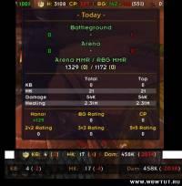 REFlex - Arena/Battleground Historian (rus) 5.1.0