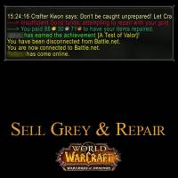 Sell Grey & Repair 7.3.5