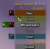 Raid Assist (Iskar Assist) 7.3.5