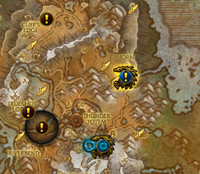 World Quests List 7.3.5