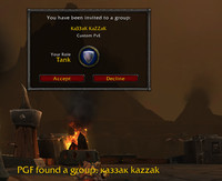 Premade Group Finder 7.3.5